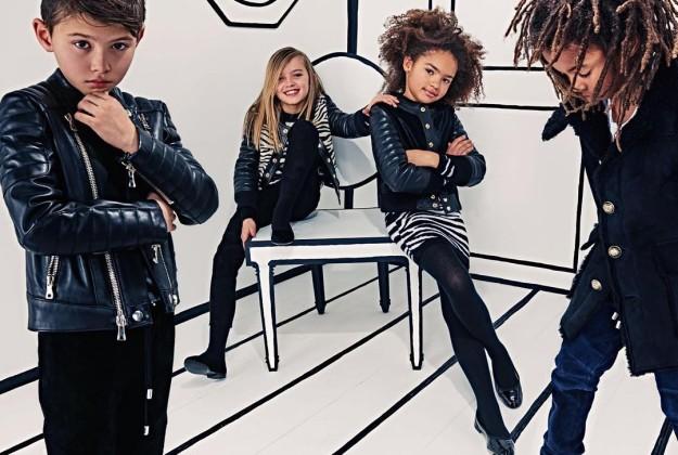 32a5c0fb0 Olivier Rousteing creará para Balmain una colección de ropa infantil ...