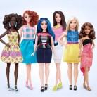 El nuevo cuerpo de Barbie