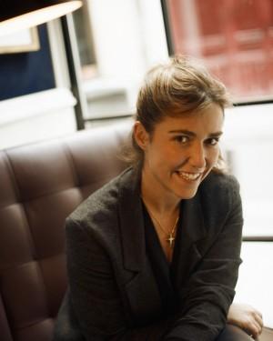 Patricia Vecino, jefa de publicidad