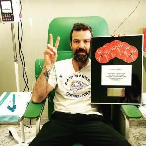 Pau Donés en la lucha contra el cáncer