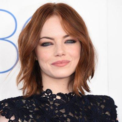 ¡Quiero el long bob de Emma Stone!