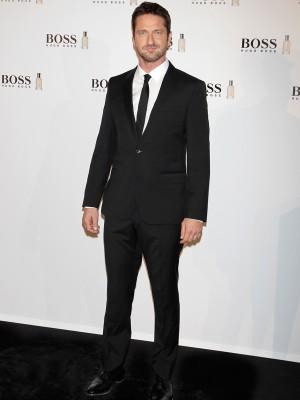 Gerard Butler, embajador de Hugo Boss en Madrid como ManofToday