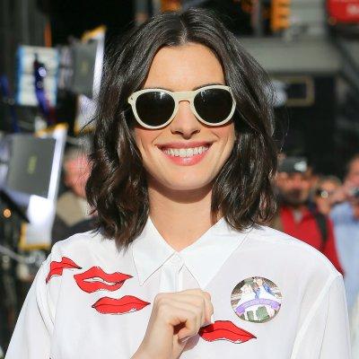 ¡Quiero el wavy bob de Anne Hathaway y Nieves Álvarez!