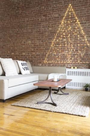 Dormir en un apartamento así en Nueva York. La vida.