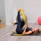 Potencia tu flexibilidad con una goma elástica