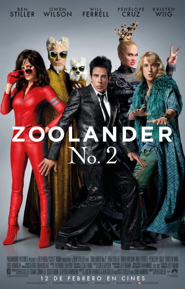Cartel Zoolander.