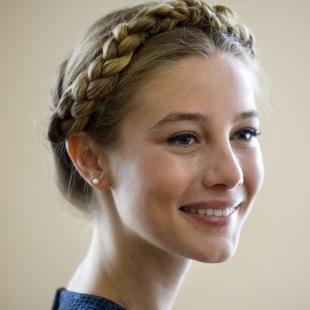 La actriz Charlotte Vega.