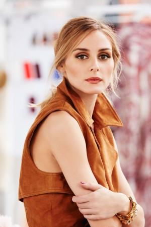 Olivia Palermo es todo un filón para las firmas de moda.