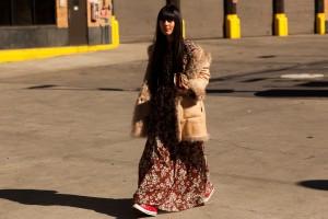 Street style en NY