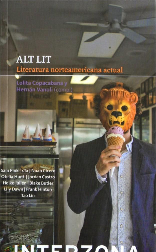 'Alt Lit, literatura norteamericana actual'.