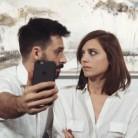 Hugo Silva y Michelle Jenner: una discusión en playback