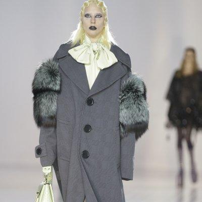 Lady Gaga desfila para Marc Jacobs