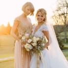 Taylor Swift, espectacular dama de honor en la boda de su mejor amiga
