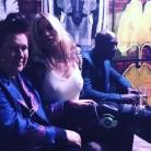 ¿Qué tiene que ver Helmut Newton con el accidente de esquí de Kate Moss?