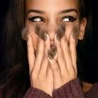 Uñas peludas o furry nails: la tendencia de belleza que viene