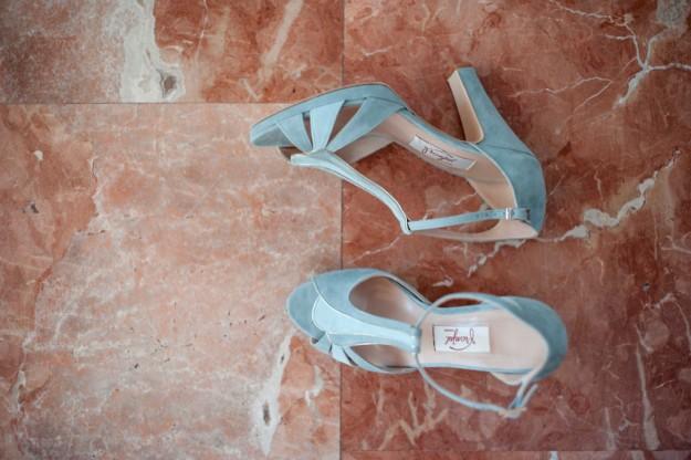inspiración para novias: sandalias y zapatos | telva