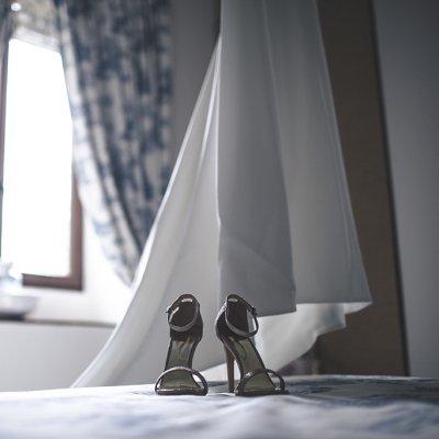 Inspiración para novias: sandalias y zapatos