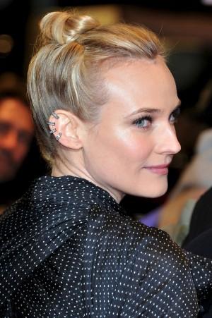 Ear Cuff Diane Kruger