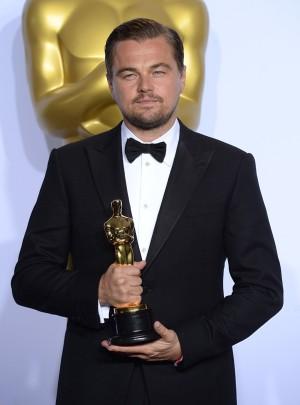 Tras 5 nominaciones, DiCaprio ganó el Oscar a Mejor Actor.