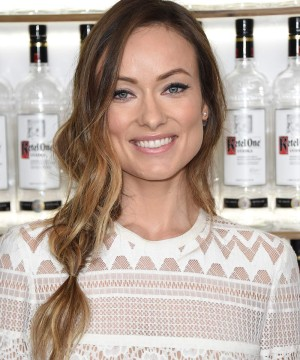 La trenza effortless de Olivia Wilde