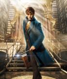 J.K. Rowling confirma que Fantastic Beasts será una trilogía