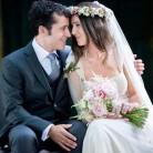Una boda celebrada en un pazo gallego