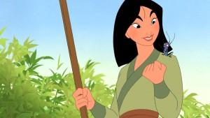 Con Mulán, la factoría Disney reflejó un arquetipo femenino distinto al que nos tenía acostumbrados.