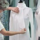 En los ateliers de Dior