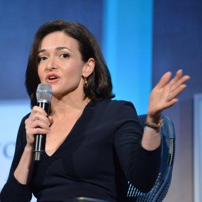 Sheryl Sandberg, la número 2 de Facebook