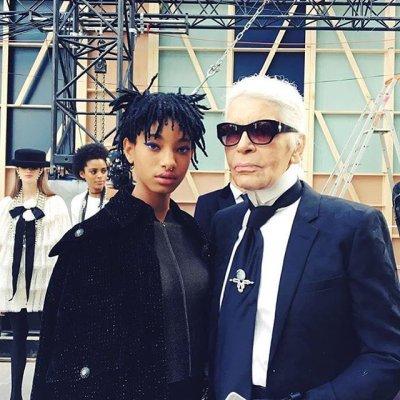Willow Smith, a sus 15 años, embajadora de Chanel