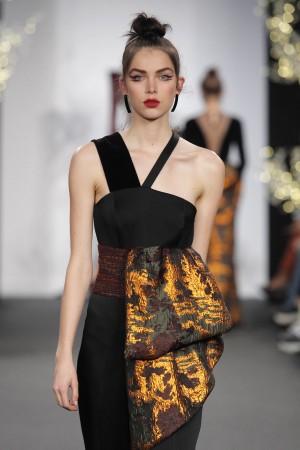 Japón es el foco de inspiración de la nueva colección de Isabel Nuñez.