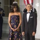 Michelle Obama vuelve a escoger a Jason Wu