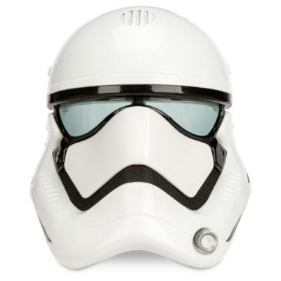 Máscara modificadora de voz soldado de asalto Primera Orden Star Wars.