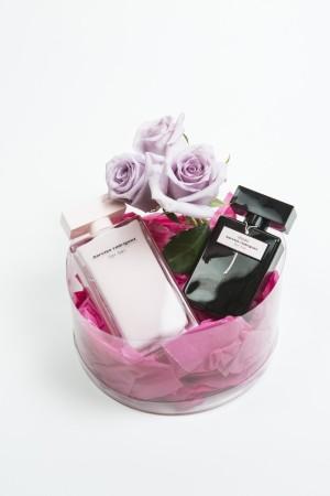 for her de Narciso Rodríguez, la fragancia ideal para novias.