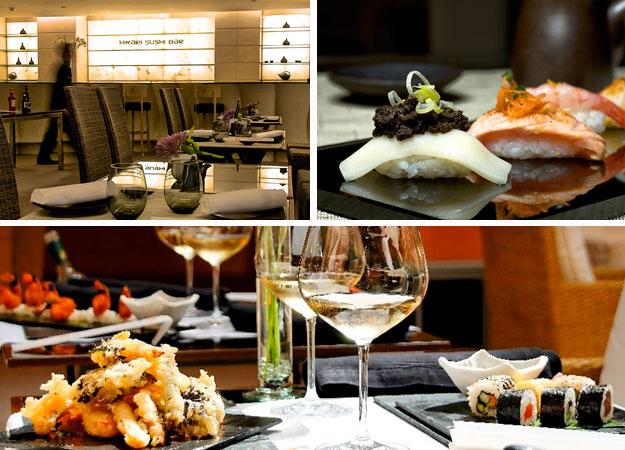 En pleno corazón de la capital madrileña, sorpréndele con un menú a base de sushi y sashimi como protagonistas.