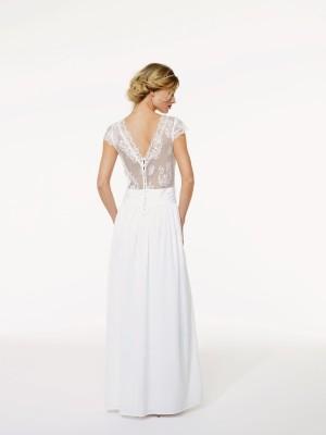 El vestido low cost para novias de la Colección Cápsula especial Novias