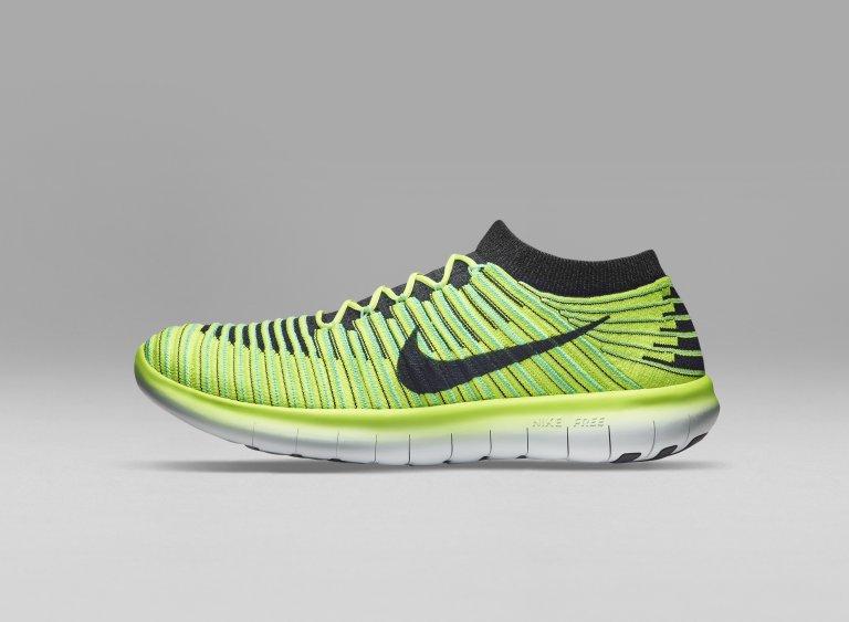 Nombre provisional Hacer Funcionar  Siéntete más libre que nunca con las nuevas Nike Free RN Motion Flyknit    TELVA