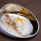 Küche, cocina vasca con toques mediterráneos
