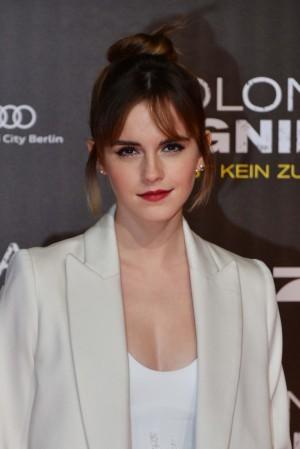 La actriz Emma Watson aseguraba recientemente que creció con el apodo de mandona por ser una niña con determinación.