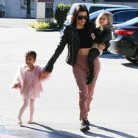 North y Penelope, las niñas de los Kardashian, se estrenan en un vídeo a dúo
