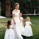 La boda de Claire Distenfeld, el enlace de moda