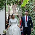 Una boda coqueta celebrada en Elche