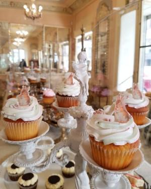 Cupcakes de Sugar Factory