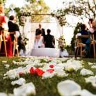 Una boda íntima a las afueras de Madrid