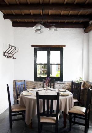 Restaurante Arrieros (Linares de la Sierra).