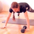 Consigue un cuerpo firme haciendo planchas