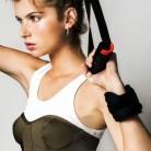Practica Yoga con TRX para multiplicar los efectos en tu cuerpo