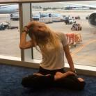 Floga: el yoga que te quita el estrés y te prepara para volar