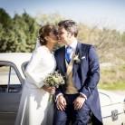 Una boda en Madrid con toques british