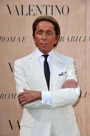 No es la primera vez que el diseñador Valentino Garavani se ve envuelto en problemas fiscales.